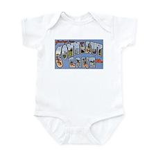 Conneaut Lake Pennsylvania Infant Bodysuit