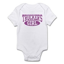Trucker's Girl Infant Bodysuit