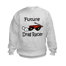 Future Drag Racer Sweatshirt