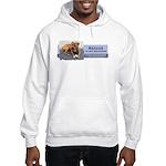 Rescue is my religion Hooded Sweatshirt
