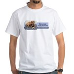Rescue is my religion White T-Shirt
