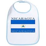 Nicaragua Nicaraguan Flag Bib