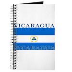 Nicaragua Nicaraguan Flag Journal
