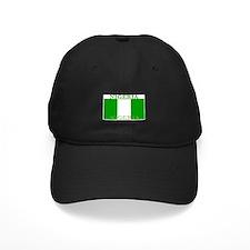 Nigeria Nigerian Flag Baseball Hat