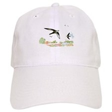 Chimney Swift Baseball Cap