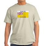 Niue Ash Grey T-Shirt