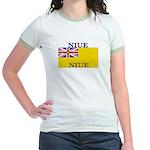 Niue Jr. Ringer T-Shirt