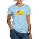 Niue Women's Pink T-Shirt