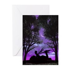Forest Nymph Greeting Cards (Pk of 10)