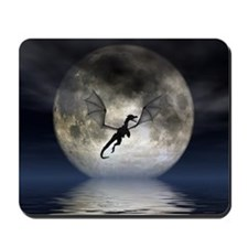 Dragon Moon Mousepad