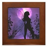 Serenity Framed Tile