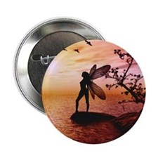 "Tranquility 2.25"" Button (10 pack)"