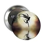 "Moonlit Waters 2.25"" Button"