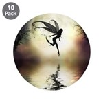 "Moonlit Waters 3.5"" Button (10 pack)"