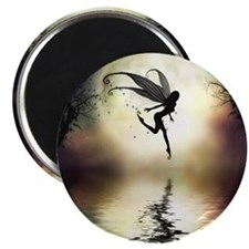 "Moonlit Waters 2.25"" Magnet (100 pack)"