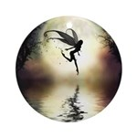 Moonlit Waters Ornament (Round)