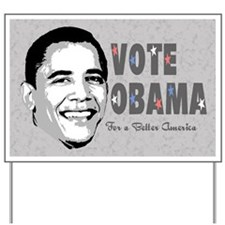 Obama Retro Yard Sign