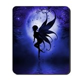 Indigo Fairy Mousepad