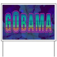 GObama Yard Sign