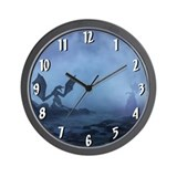 Dragon Myst Wall Clock