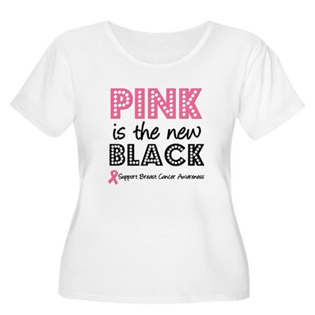 PinkisTheNewBlack (v2) Women's Plus Size Scoop Nec