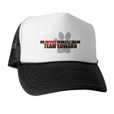 Team Edward (Imprint) Trucker Hat