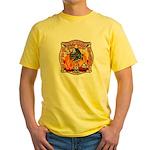 Riverside FD Station 8 Yellow T-Shirt