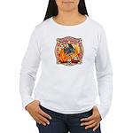 Riverside FD Station 8 Women's Long Sleeve T-Shirt