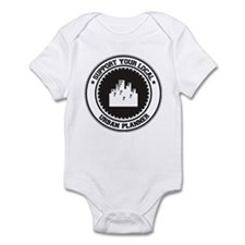 Support Urban Planner Infant Bodysuit