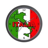 Italia Wall Clock