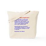 Gaspee Capture Tote Bag