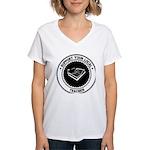 Support Teacher Women's V-Neck T-Shirt