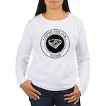 Support Teacher Women's Long Sleeve T-Shirt