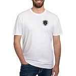 Support Teacher Fitted T-Shirt