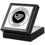 Support Teacher Keepsake Box