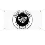 Support Teacher Banner