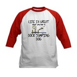 Life is Great Dock Jumping Tee