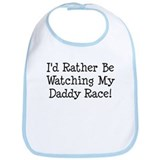 Watch My Daddy Race Bib
