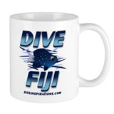 Dive Fiji (blue) Mug