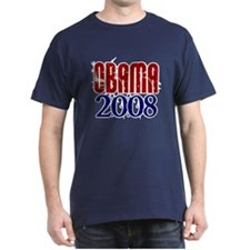 OBAMA Distressed 1 T-Shirt