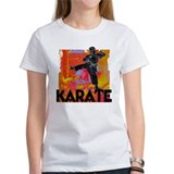 Karate Graffiti Tee