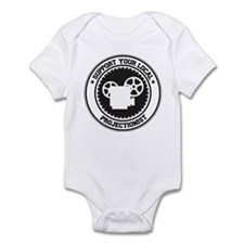 Support Projectionist Infant Bodysuit