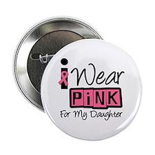 I Wear Pink Ribbon Daughter 2.25
