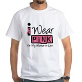 Pink Ribbon Mother-in-Law Shirt