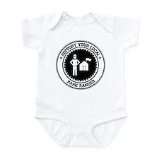 Support Park Ranger Infant Bodysuit