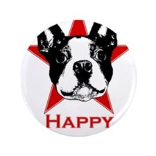 "Cute Birthday 3.5"" Button (100 pack)"