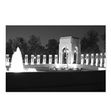 World War II Memorial Postcards (Package of 8)