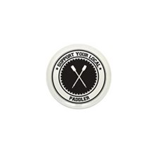Support Paddler Mini Button