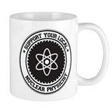 Support Nuclear Physicist Mug