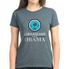 Librarians for Obama Tee